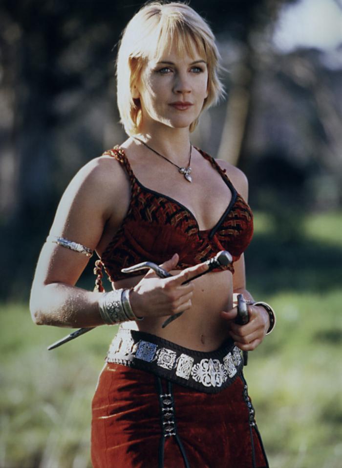 Era prietena Xenei! Iată cum arată Gabrielle la 20 de ani de la încheierea serialului
