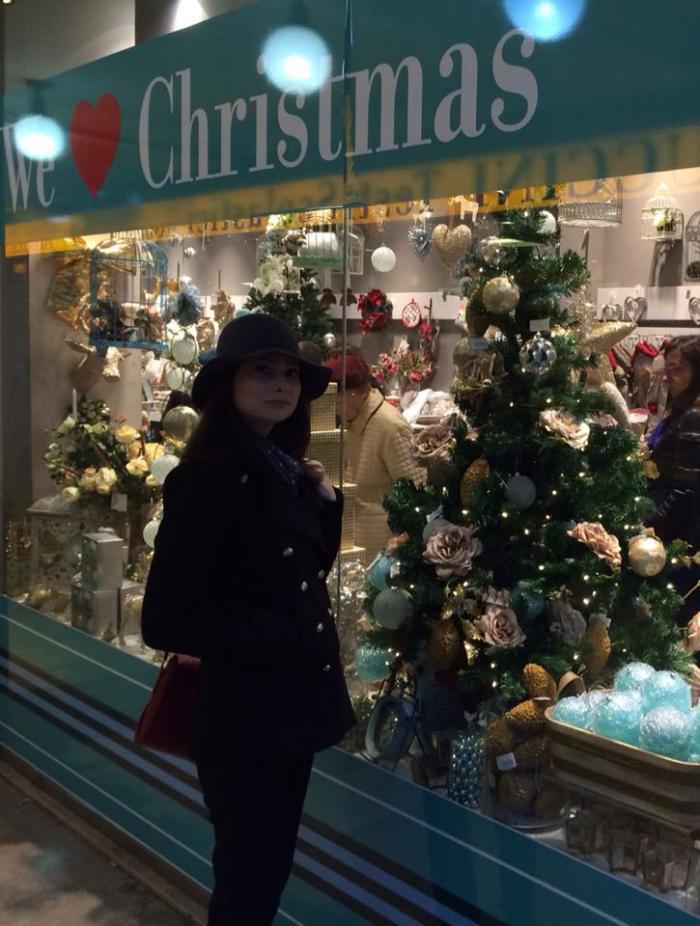 Mihaela Călin şi amintirile legate de Crăciun: Colaci de la colindat şi cadouri sub brad!