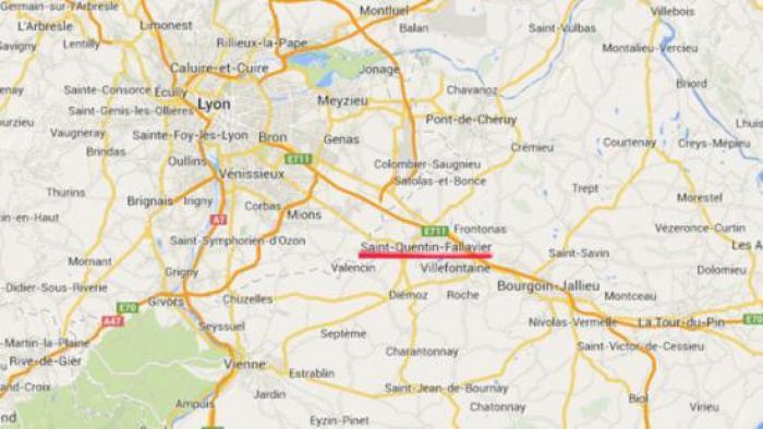 Franța: Un mort și mai mulți răniți într-un atentat comis într-o uzină din apropiere de Lyon