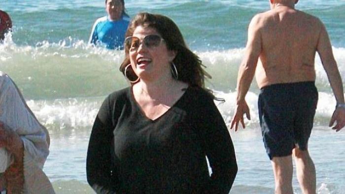 FOTO ȘOCANT: Cum arată ASTĂZI Yasmin Bleeth, șatena teribilă din Baywatch !