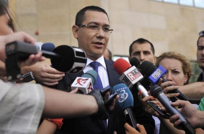 Sechestru pus de DNA pe averea premierului Victor Ponta