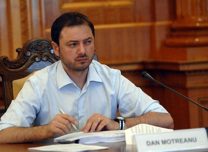 Dan Motreanu, pus sub urmărire penală de DNA