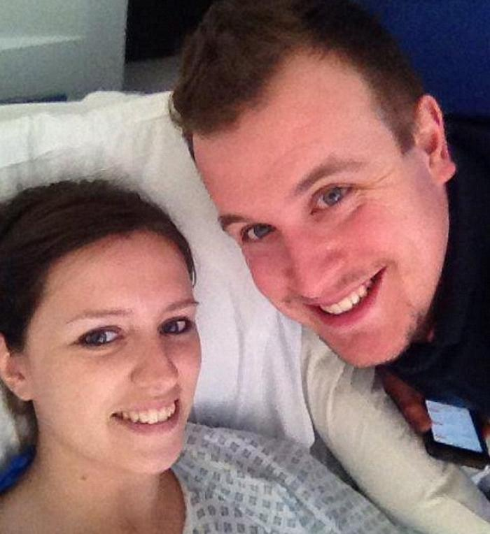 I-au spus că e însărcinată şi au trimis-o acasă! Ce s-a văzut, însă, pe ecografie e îngrozitor