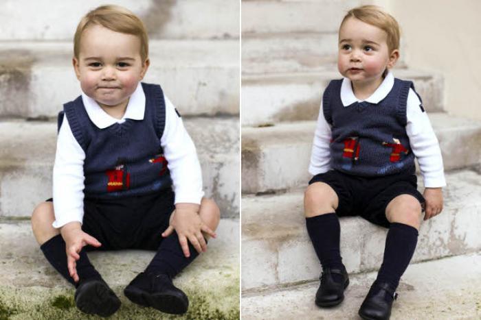 Sărbătoare mare în Regatul Unit! Prinţul George împlineşte doi anişori