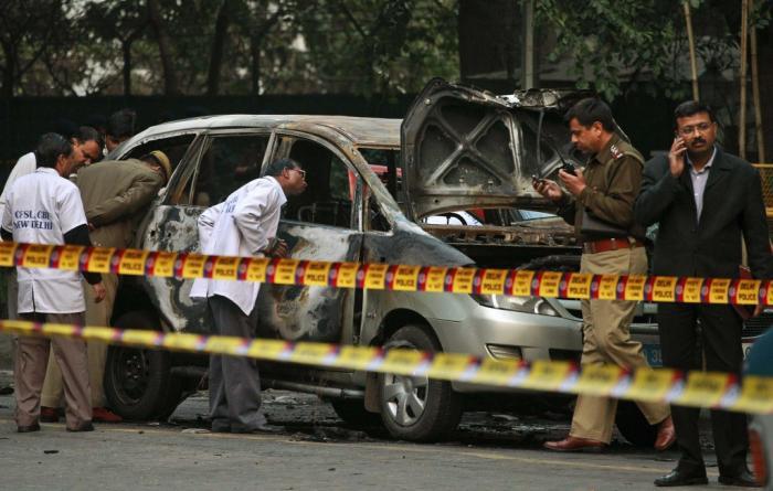 India: Cinci persoane au fost ucise într-un atac terorist asupra unei secţii de poliţie