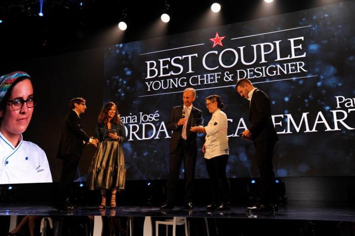 Mark Moriarty este San Pellegrino Young Chef 2015, competiție la care Chef Florin Dumitrescu, de la HK, a fost mentor