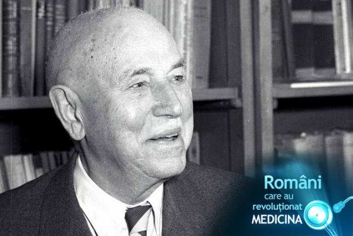 Români care au revoluționat medicina: CONSTANTIN ION PARHON, medic endocrinolog şi neuropsihiatru