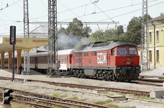 Șase români răniți ușor într-un accident feroviar din orașul bulgar Plovdiv