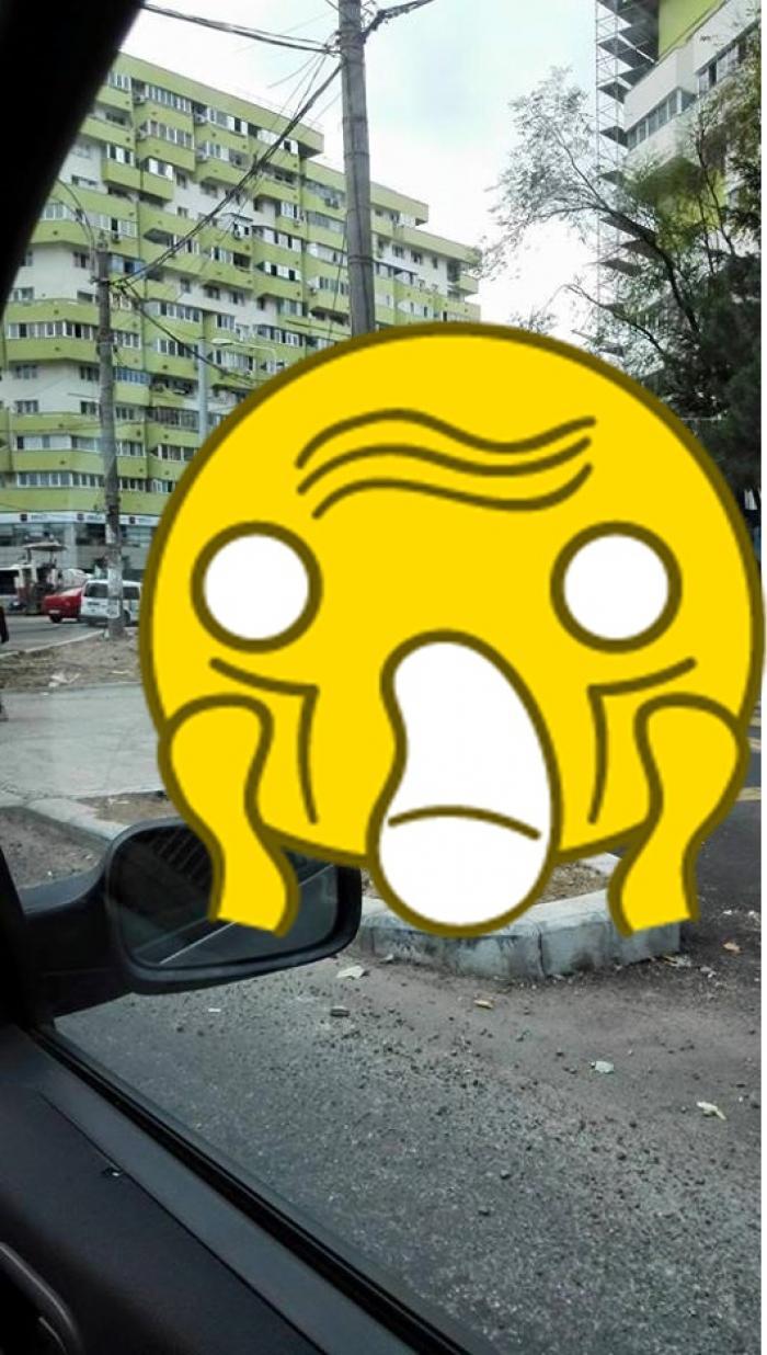 Asta este IMAGINEA ANULUI! Se întâmplă în Bucureşti şi e vina DOREILOR