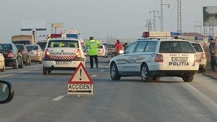 Accident grav pe Autostrada Soarelui!