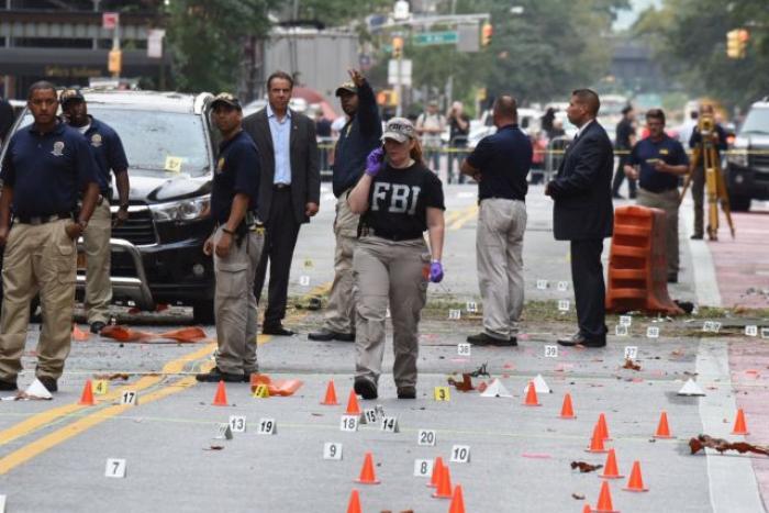 ATENTATE în SUA: Poliţia a reuşit identificarea autorilor atacurilor din New Yorkşi Minnesota. Unul dintre ei, prins din cauza telefonului mobil
