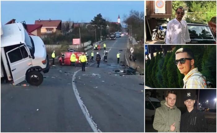Lacrimi şi mesaje sfâşietoare pentru tinerii care murit CARBONIZAŢI în accidentul din Suceava! ULTIMUL MESAJ postat pe Facebook de Ciprian, băiatul care a provocat TRAGEDIA