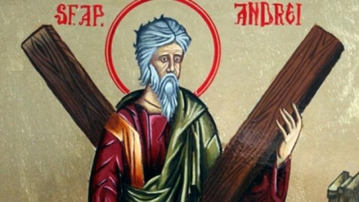 Cine este Sfântul Andrei, ocrotitorul românilor, celebrat pe 30 noiembrie