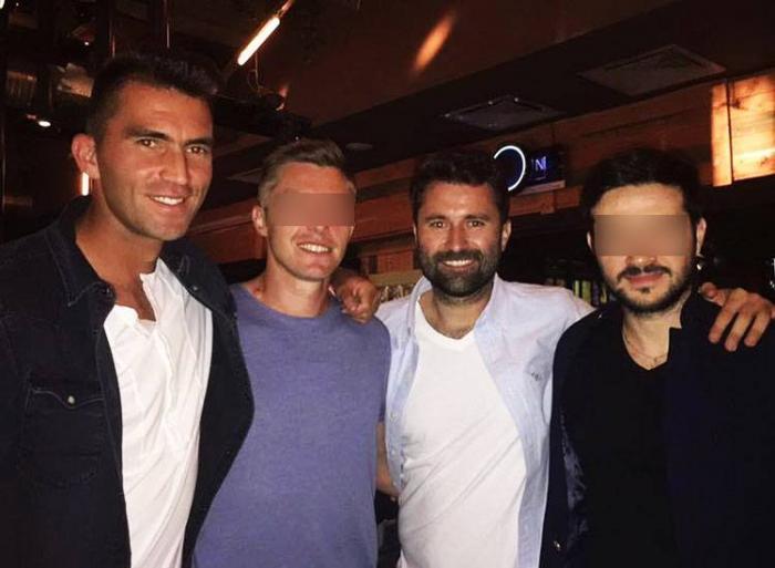 Cine este Radu Barbu, bărbatul misterios cu care Simona Halep a plecat într-o vacanţă de vis la Portofino - GALERIE FOTO