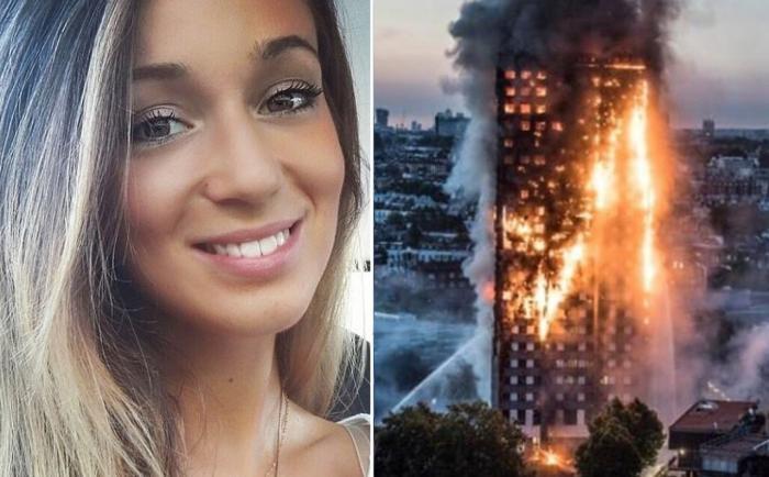 """""""Mamă, îţi mulţumesc..."""". ULTIMELE CUVINTE ale frumoasei Gloria, înainte să moară. Tânăra de 27 de ani, masterand în arhitectură, a sfârşit ARSĂ DE VIE în infernul Grenfell Tower!"""