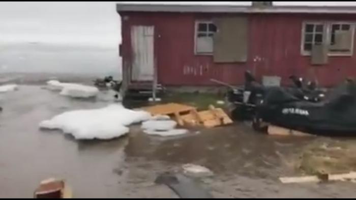 Groenlanda, lovită de un tsunami! Cel puțin 4 persoane dispărute