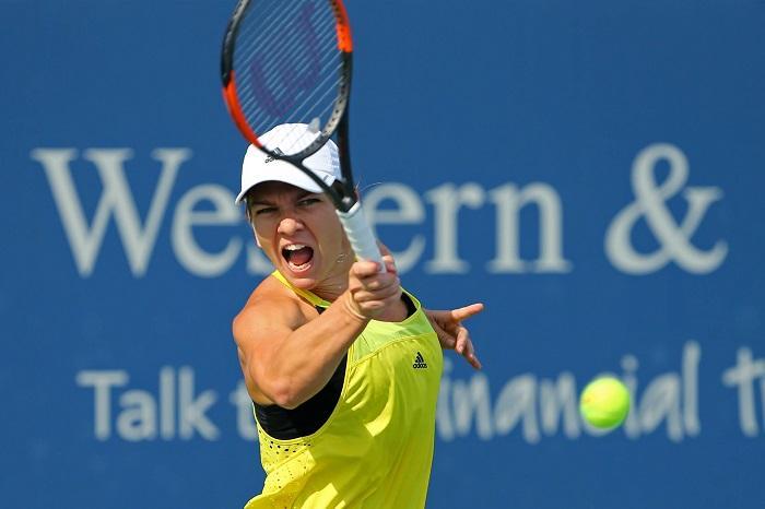 Simona Halep s-a calificat în finala turneului de tenis de la Cincinnati, pe care o va juca astăzi. Românca se bate din nou pentru locul 1 mondial