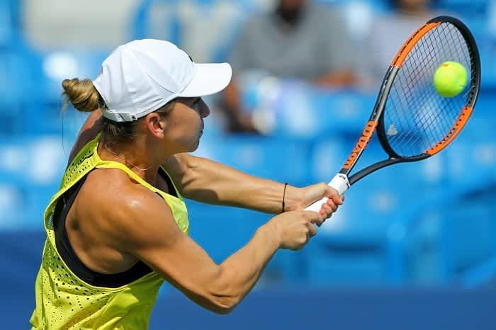 Simona Halep a pierdut finala turneului de la Cincinnati și a ratat șansa de a deveni numărul 1 mondial