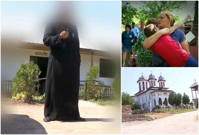 """ÎNREGISTRARE HALUCINANTĂ în cazul băieţelului din Naipu, care ar avea PUTERI PARANORMALE: Preotul satului ŞOCHEZĂ: """"Demonul a plecat, dar se poate întoarce!"""""""