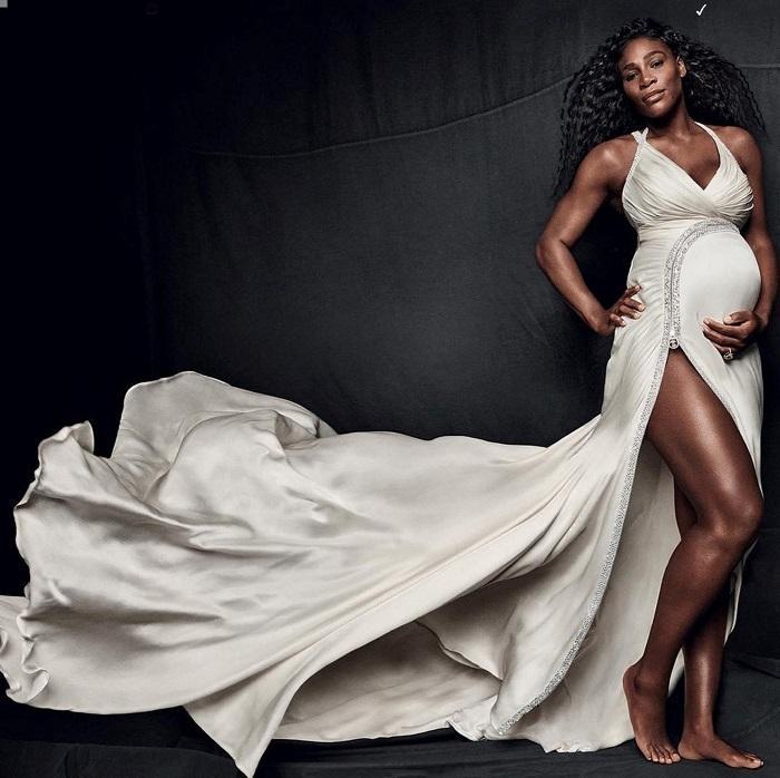 Jucătoarea americană de tenis Serena Williams a devenit mamă. Sportiva a rezervat un etaj întreg la spitalul unde a născut