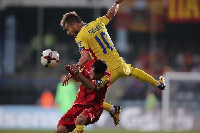România a pierdut meciul cu Muntenegru și a ratat calificarea la Cupa Mondială 2018