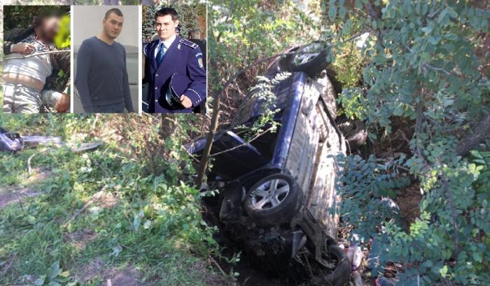 Răzvan a supravieţuit 16 ore cu piciorul zdrobit, încarcerat în maşină, lângă prietenii lui morţi, toţi victime în accidentul de la Vetrişoaia