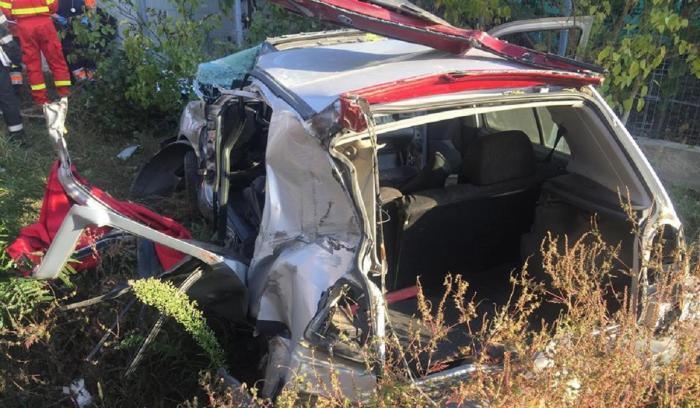 Accident cu 4 morţi la Lugoj