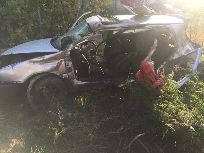 Primele imagini de la accidentul cu 4 morţi din Lugoj. Trei femei şi un bărbat au murit pe loc, loviţi de tren (video)