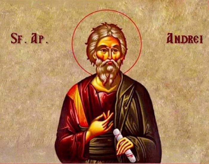 În 2018, ziua de Sfântul Andrei pică vineri, 30 noiembrie, şi este decretată zi liberă de la stat