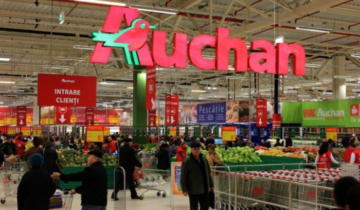 Program Auchan 1 decembrie 2018. Orarul magazinelor