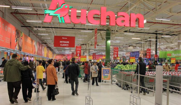 Program Auchan 1 decembrie. Când sunt deschise magazinele