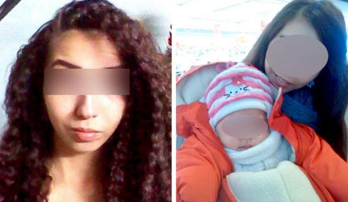 Ea este mama celor două fetițe din Galați abandonate și lăsate să moară de foame