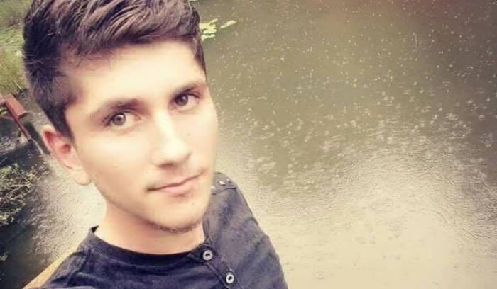 Daniel a fost filmat de prieteni cand s-a inecat in lacul de la Sovata