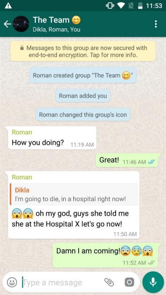 Utilizatorii WhatsApp avertizați că o breșă de securitate le pune în pericol mesajele