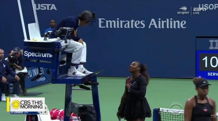 Serena Williams, primul interviu după marele scandalul din finala US Open. Sportiva continuă să facă declaraţii belicoase (Video)