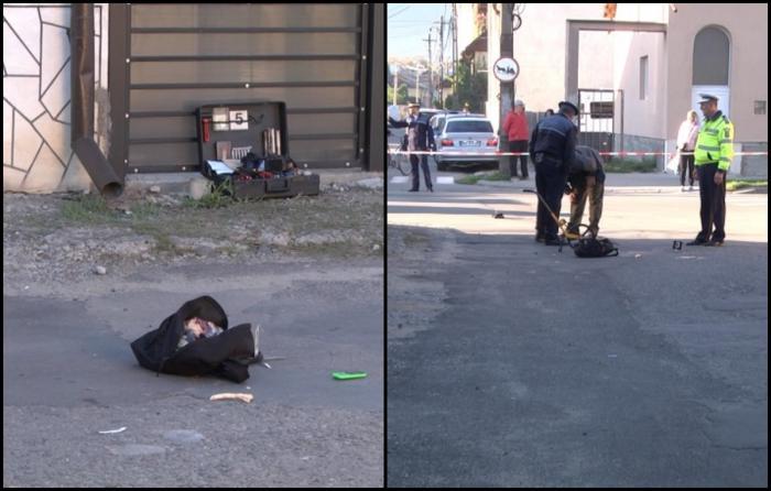 Un elev a fost spulberat de autocar, la Sighetu Marmației