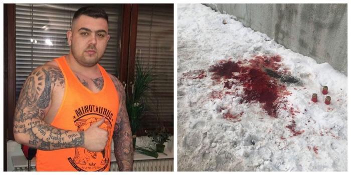 Marius Costăchescu, victima crimei din clubul din Mediaș