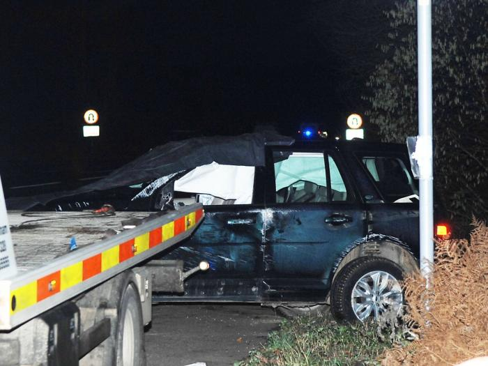 Prințul Philip s-a răsturnat cu mașina sa, Range Rover, într-un accident în apropiere de reședința reginei Elisabeta a II-a (Video)