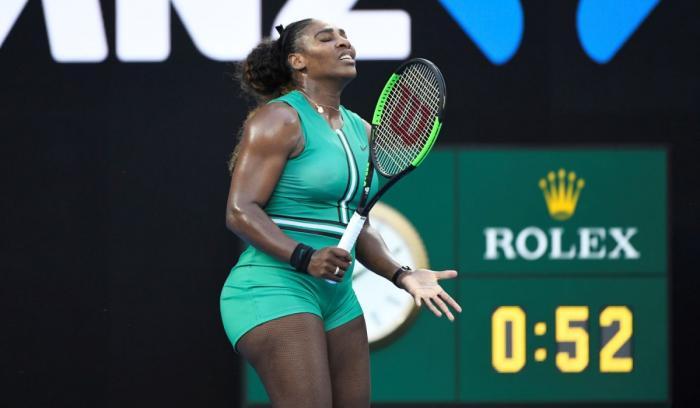 Serena Williams a fost eliminată de Pliskova la Australian Open