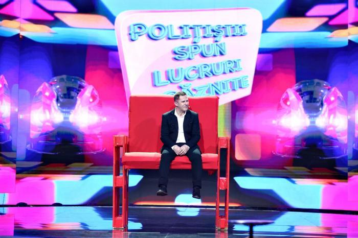 """Doru Octavian Dumitru, invitat special la Antitalent: """"Pe scenă se transformă"""""""