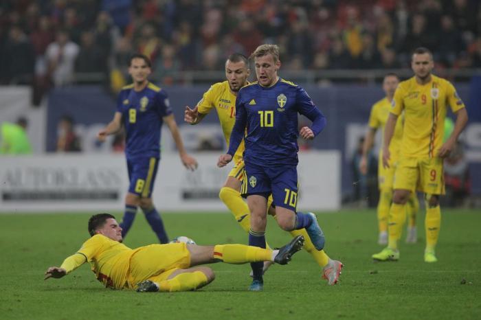 România ratează calificarea la Euro 2020, dar are asigurată prezenţa în play-off