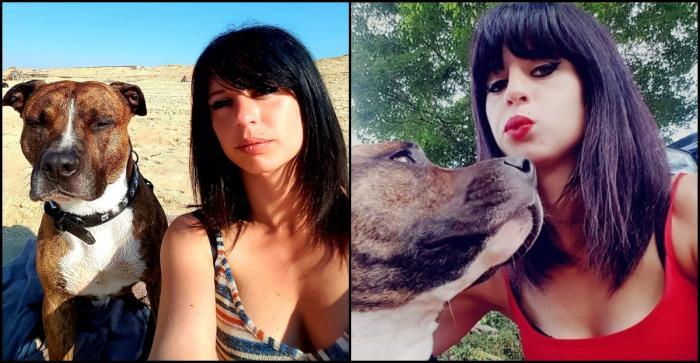 Tânără mamă, sfâșiată de câini