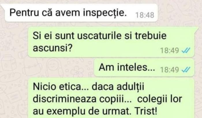 Fetiţa din Bucureşti a fost ascunsă de educatoare în grădiniţă pentru că ar fi stricat o inspecţie
