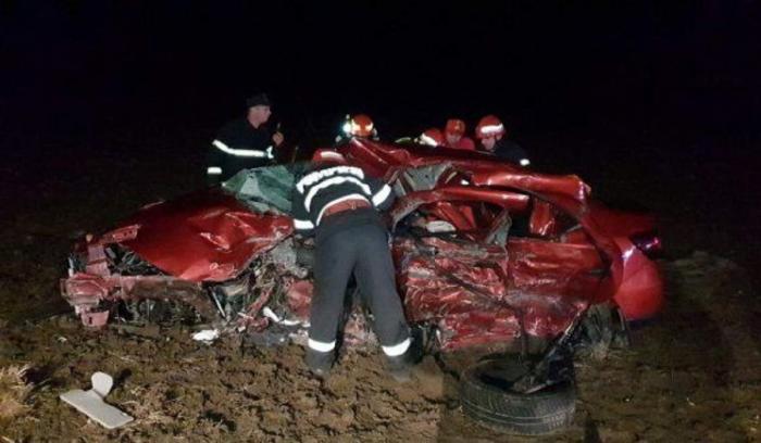 Doi tineri din Tulcea au murit în groaznicul accident de la Palazu Mic