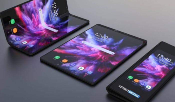 Galaxy Fold, primul smartphone pliabil lansat de Samsung