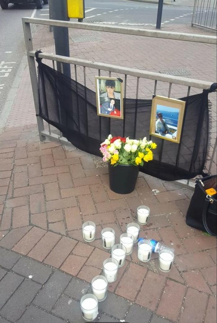 George, un tânăr român din Londra, a murit, spulberat pe trecere de un BMW. Mesajul sfâşietor al mamei