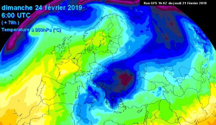 Vremea va fi deosebit de rece, în următoarele zile, în România