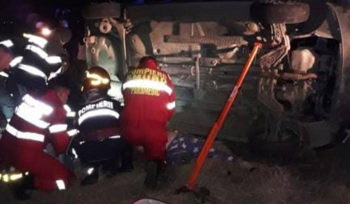 Tânăra strivită de o maşină, în Giurgiu, nu se afla la volan