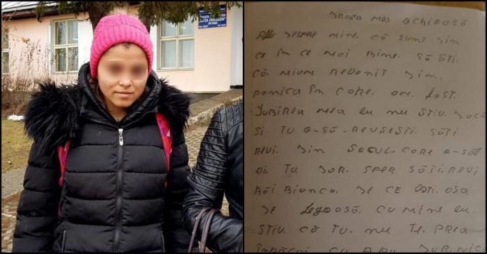 """Bianca, o elevă de 15 ani din Vaslui, primeşte scrisori de ameninţare cu moartea de la un puşcăriaş: """"Îmi este frică!"""""""