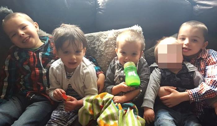 Patru copii au murit într-un groaznic incendiu provocat de neglijenţa